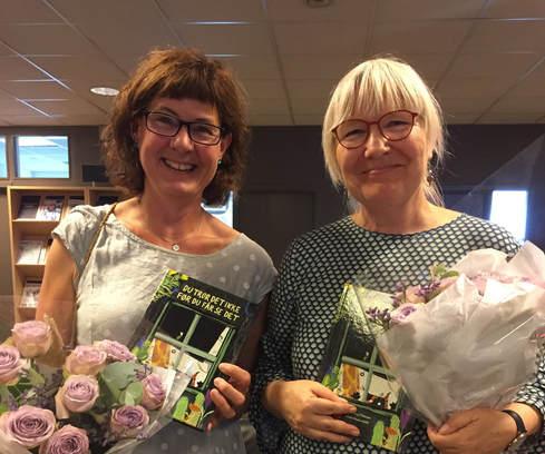 Bokslipp Hilde Hodnefjeld (ill) og Ingeborg Eliassen (manus) presenterer Du tror det ikke før du får se det på Deichmanske bibliotek avd Majorstua