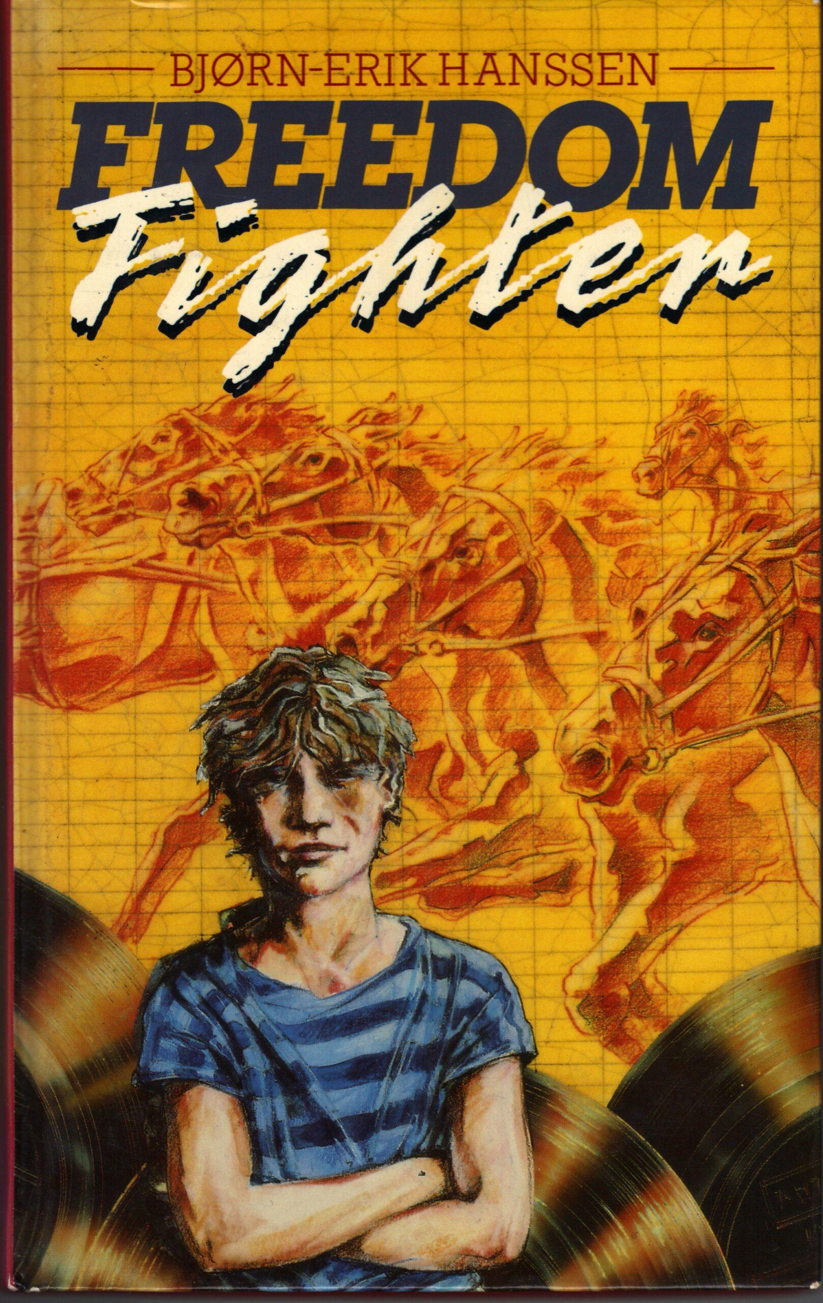Freedom Fighter ungdomsroman travkjøring Trondheim 1960-tallet