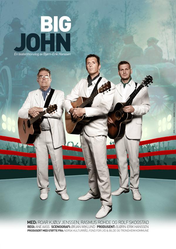 Big John plakat 3