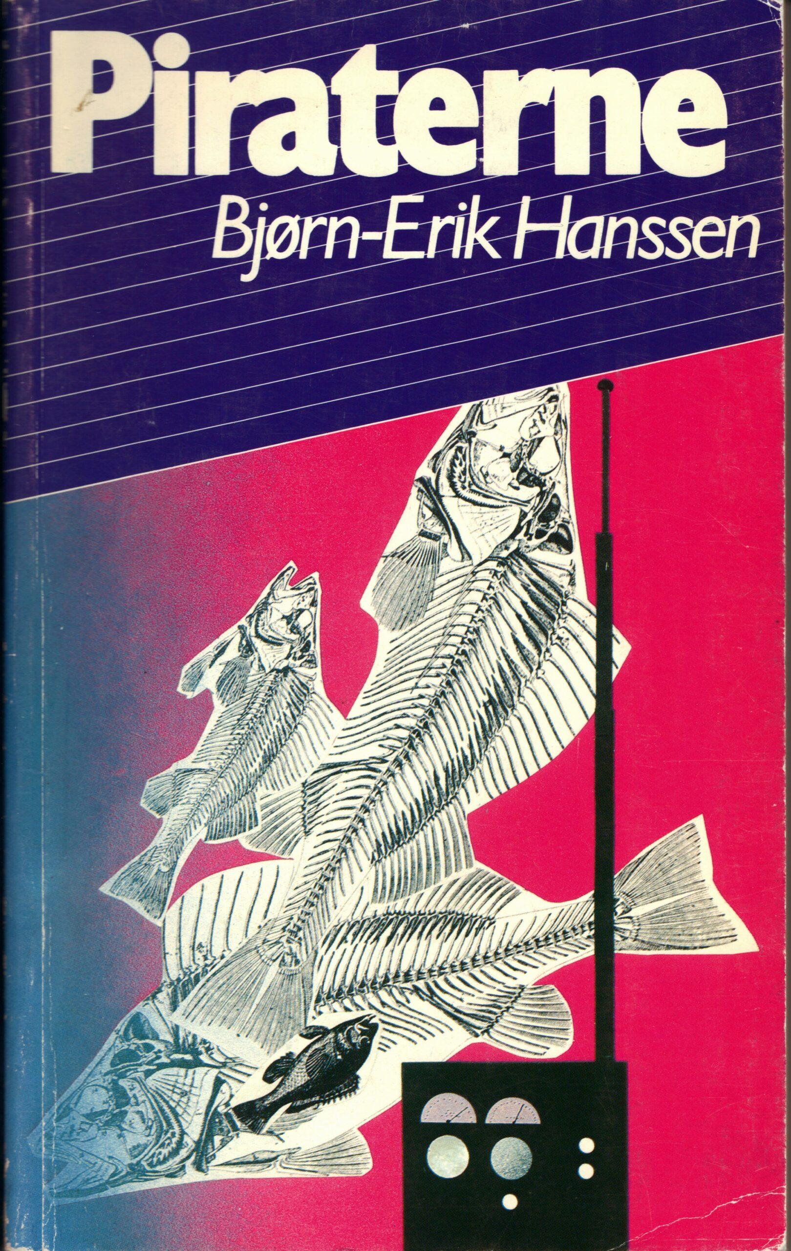 Piratene dansk forside