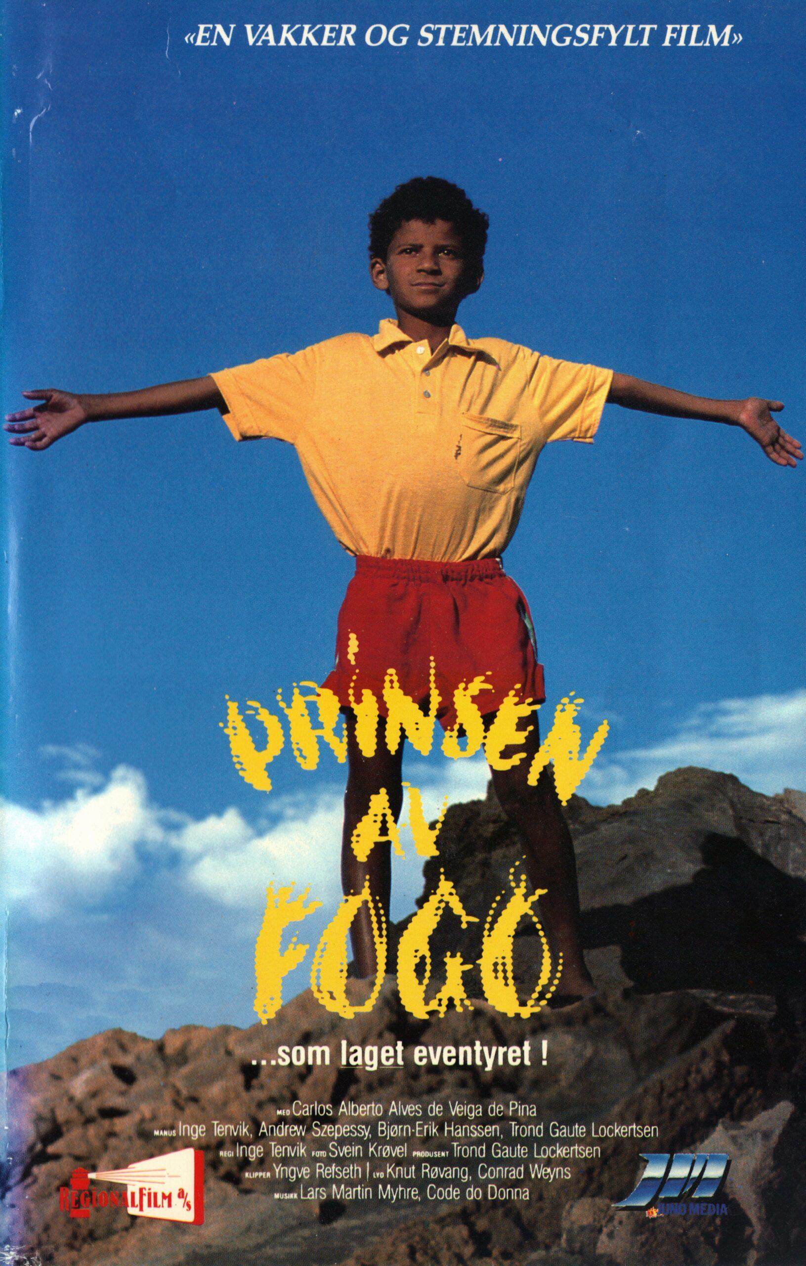 Prinsen av Fogo filmplakat