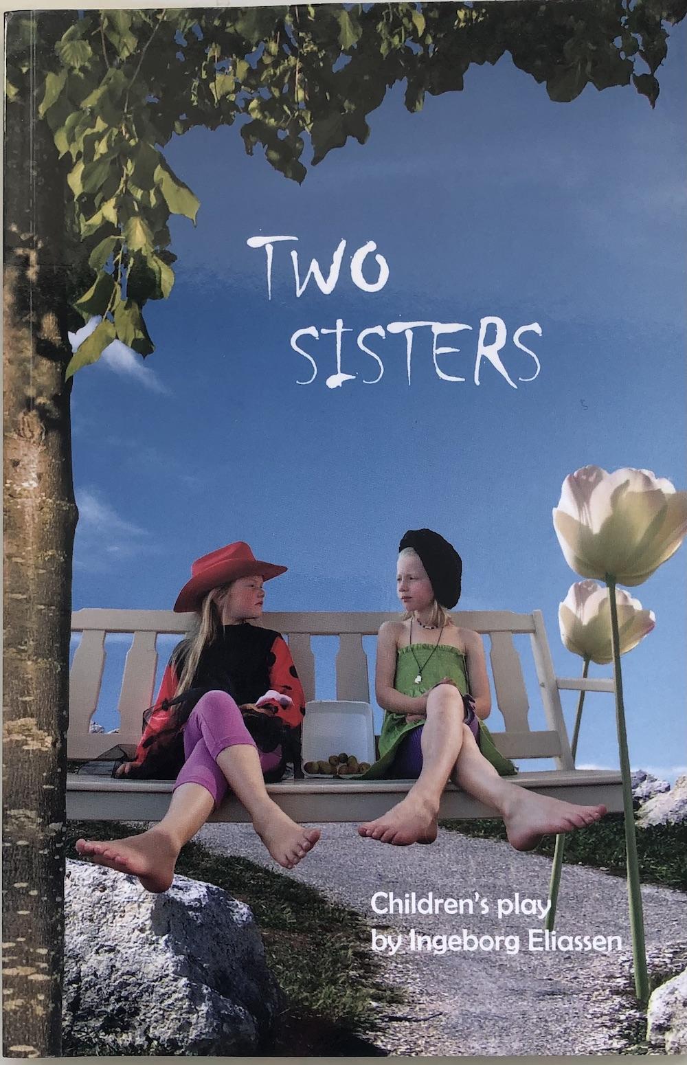 Two Sisters Bokomslag Elin hassel Iversen