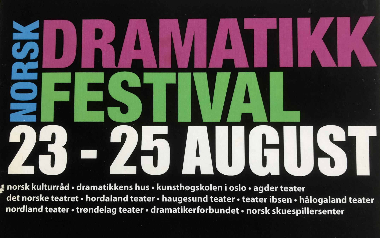 Postkort Dramatikkfestivalen 2013