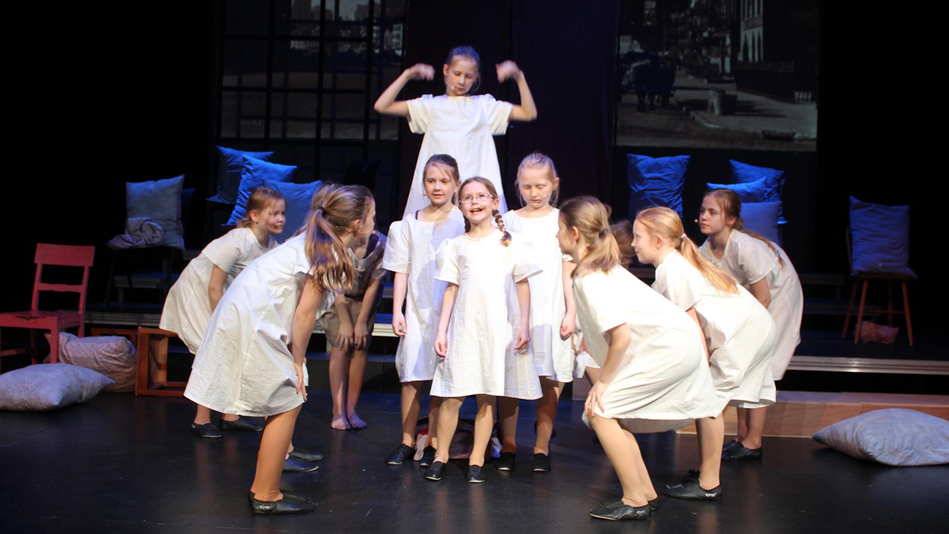 Annie, Ørland kulturskole (2015)