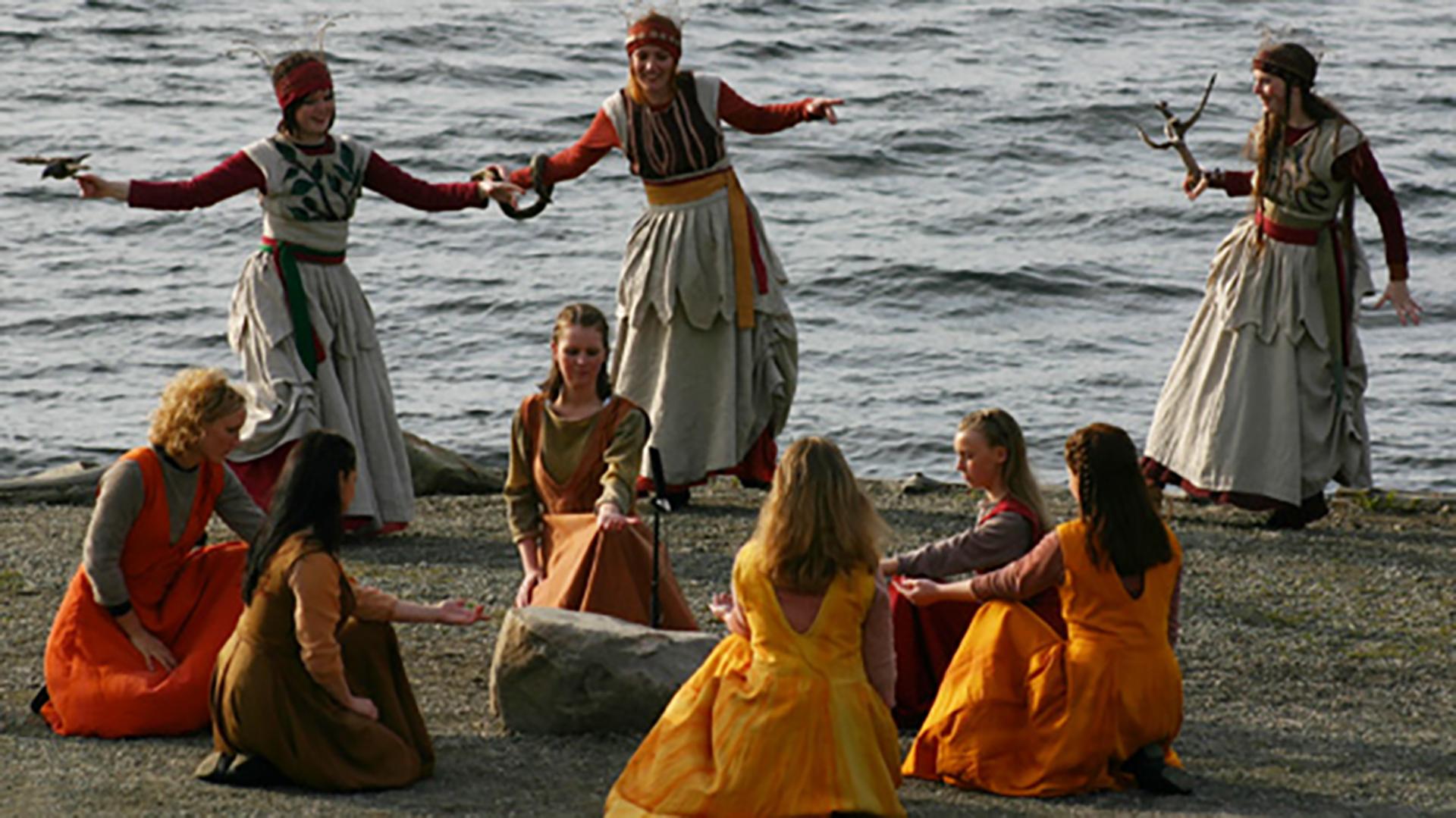 Korsvikaspillet, Foreningen Korsvikaspillet (2004-1995)